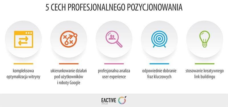 profesjonalne pozycjonowanie (SEO) stron wwyszukiwarkach