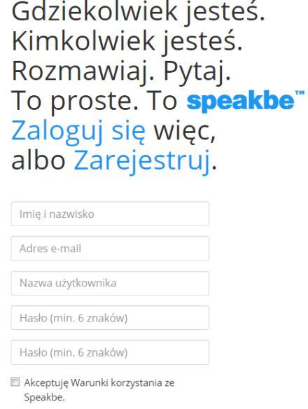 Speakbe