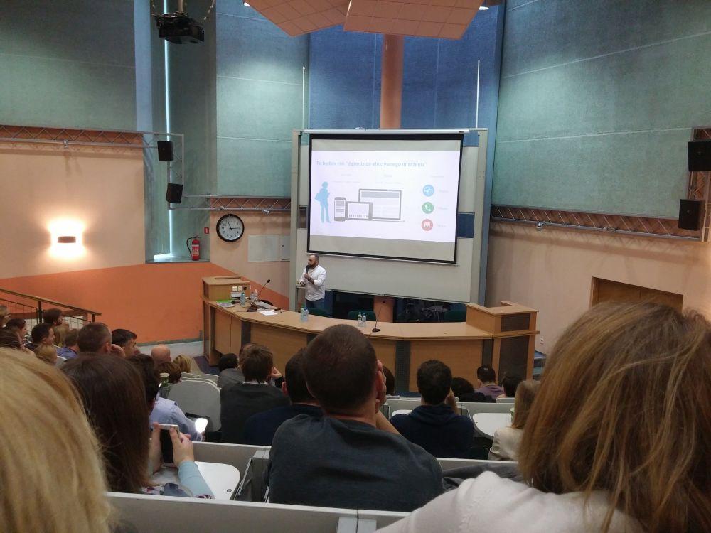 19ste spotkanie SEMcamp wWarszawie