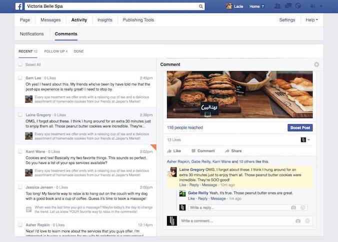 Facebook komentarze