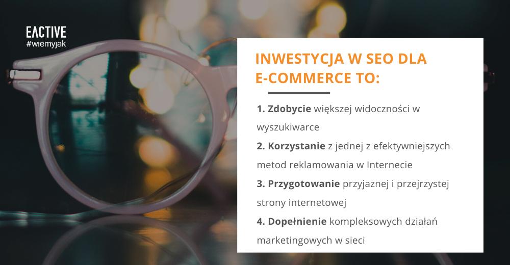 inwestycja w seo dla e-commerce