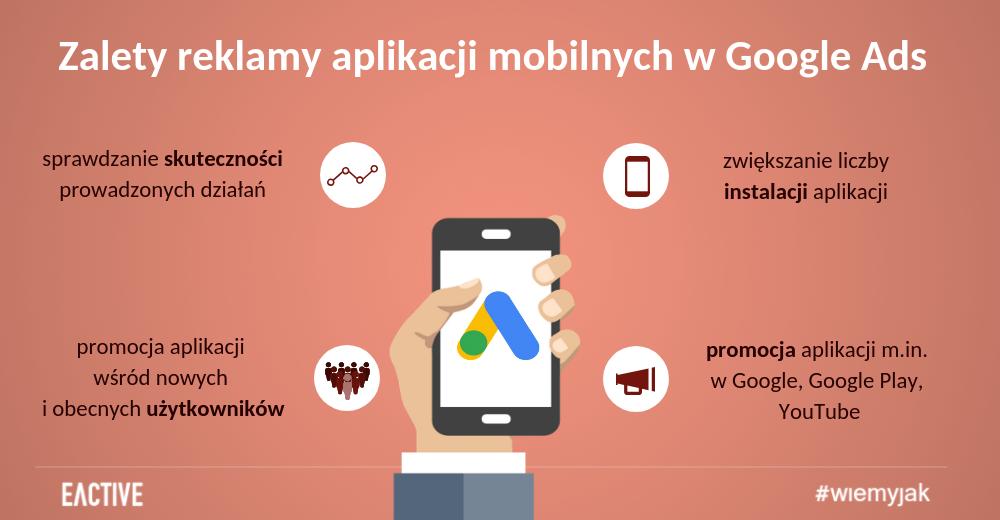 Zalety reklamy aplikacji mobilnych