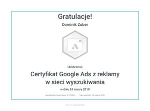 dominik-certyfikat-reklama-w-sieci-wyszukiwania
