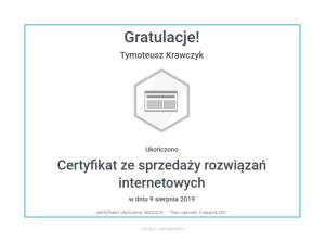 tymoteusz-certyfikat-sprzedaż-rozwiązań-internetowych