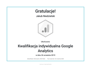 Jakub-certyfika-analytics