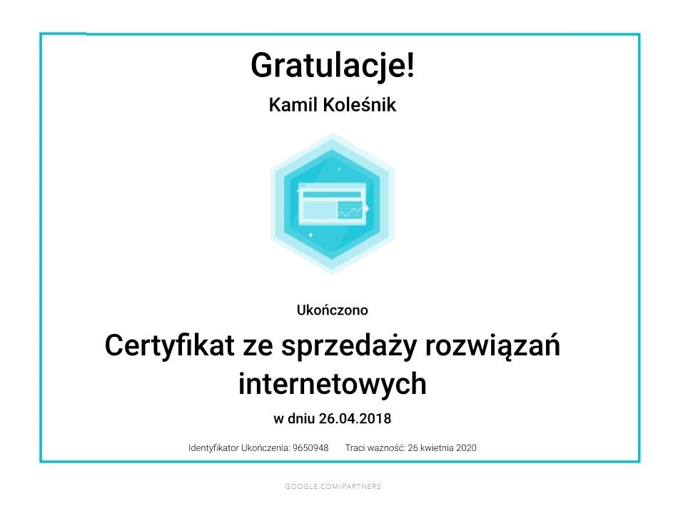 kamil-certyfikat-rozwiazania-internetowe