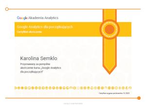 karolina-semklo-google-analytics-dla-poczatkujacych