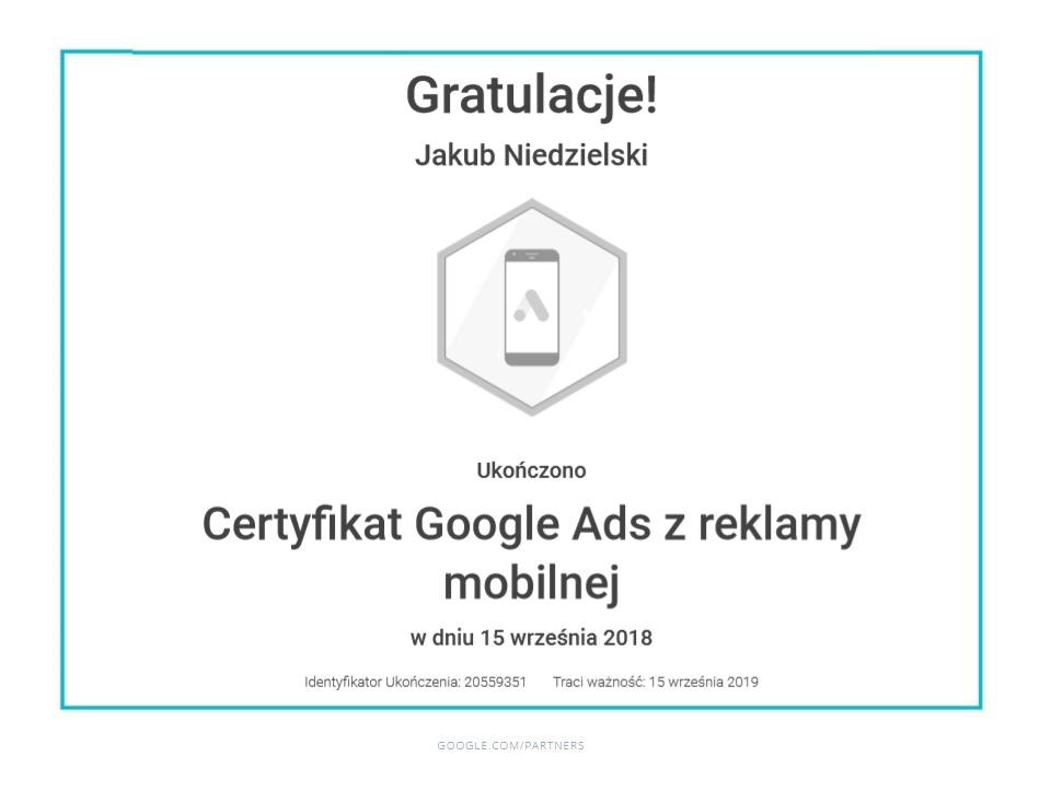 kuba_certyfikat_reklama_mobilna