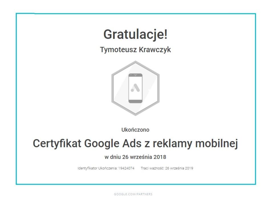 tymek_certyfikat_reklama_mobilna