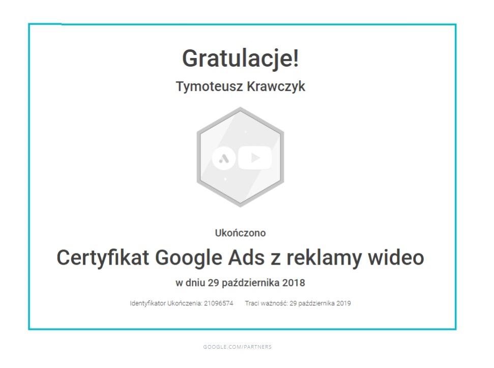 tymek_certyfikat_reklama_wideo