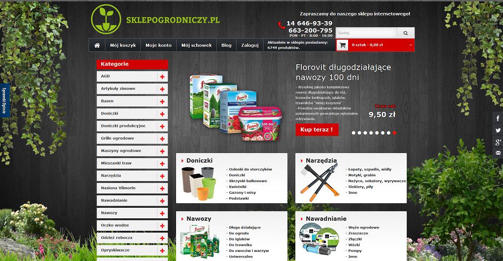 google shopping dla sklepogrodniczy.pl