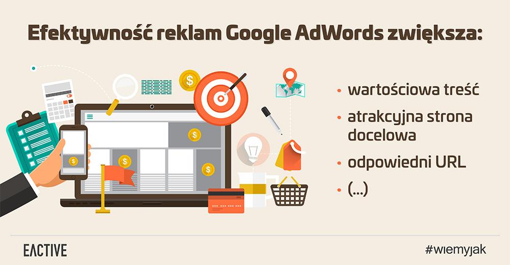 7 sztuczek Google AdWords