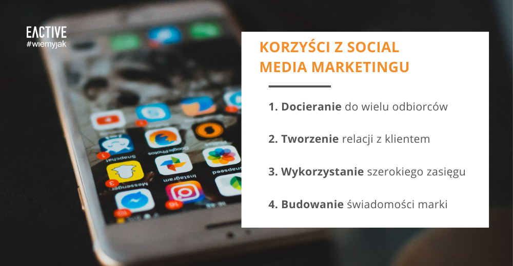 Korzyści social media marketingu
