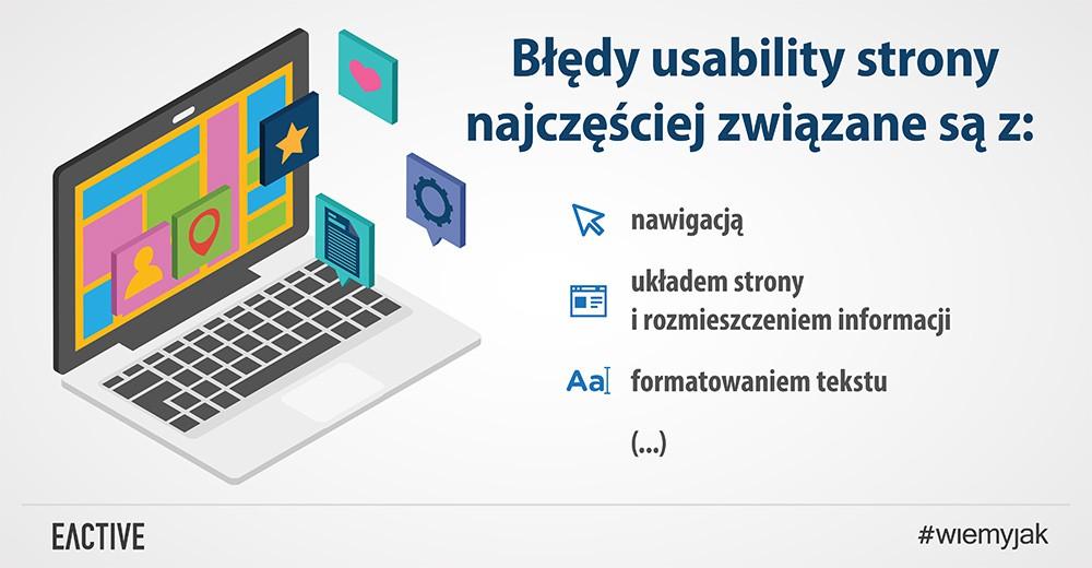 czym są błędy usability