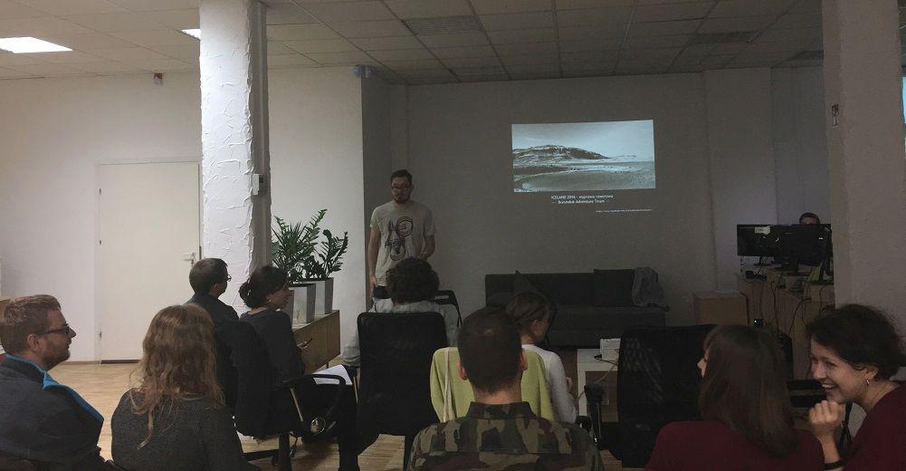 prezentacja o islandii