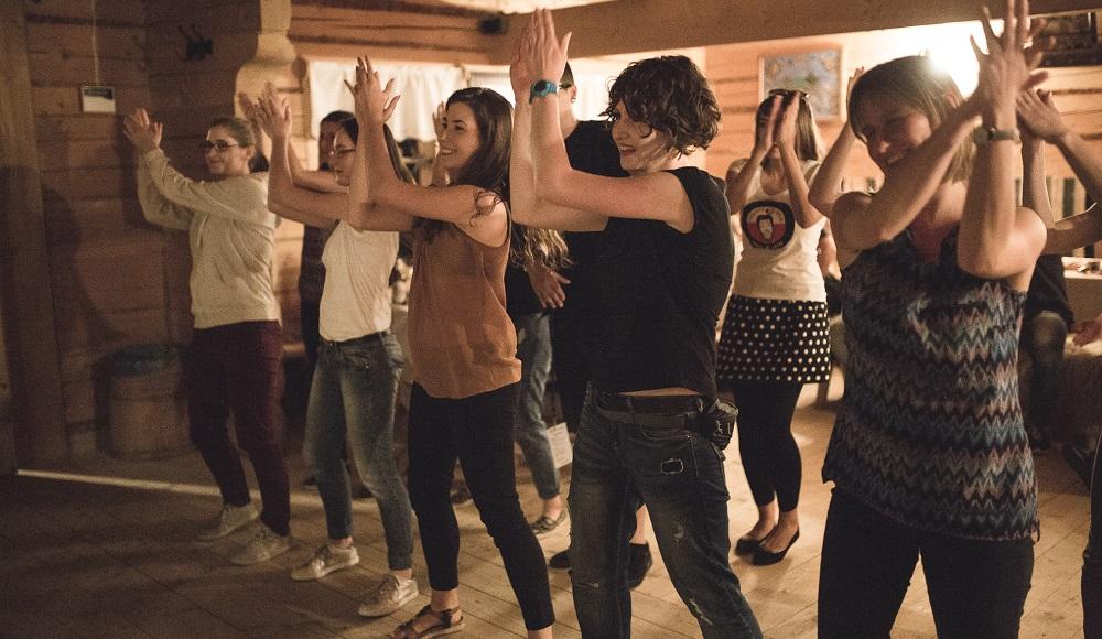 taniec góralski