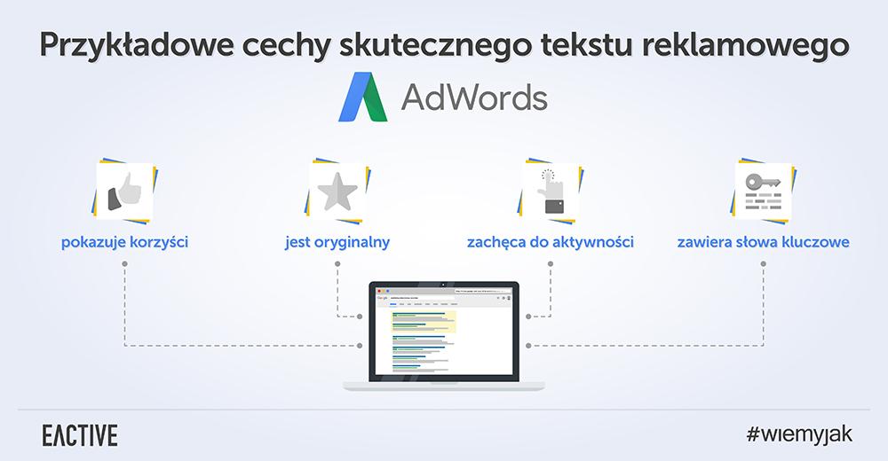 teksty reklamowe AdWords