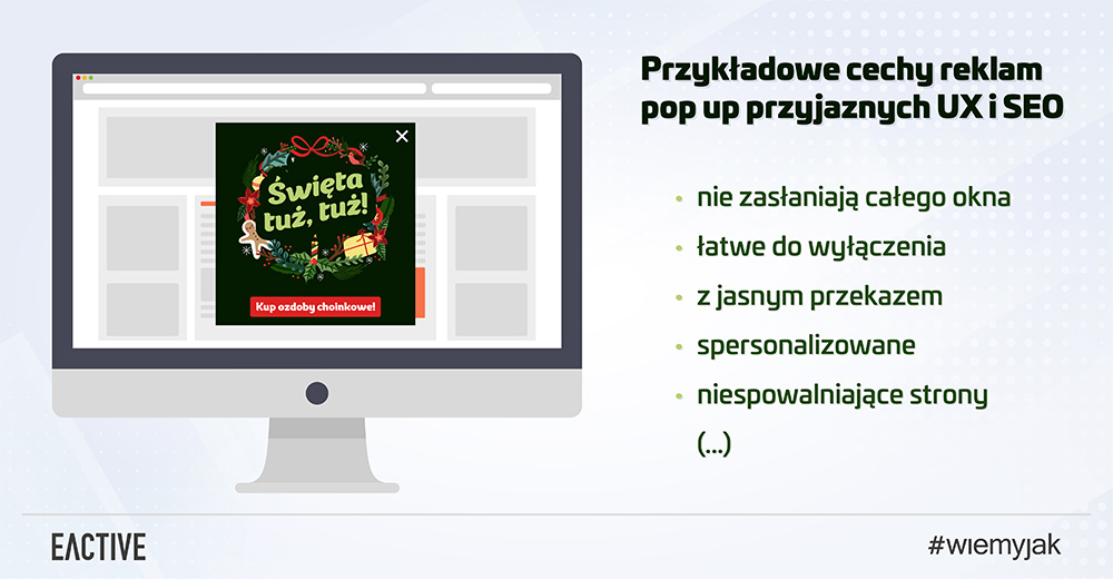 reklama pop up
