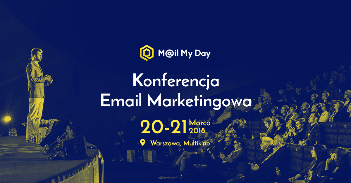 M@il My Day - konferencja email marketingowa