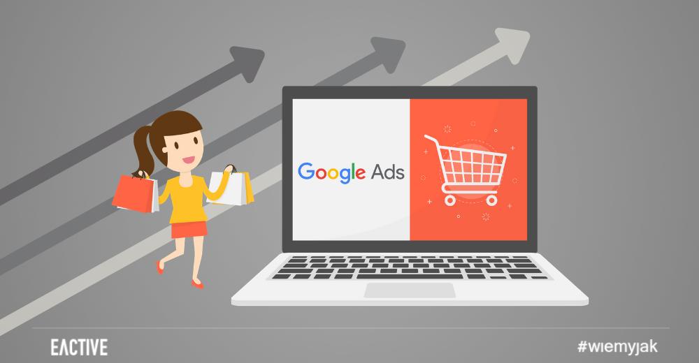 Promocja sklepu online zGoogle Ads