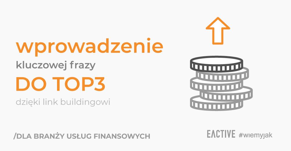 efekty link buildingu dla familiasa.pl - case study