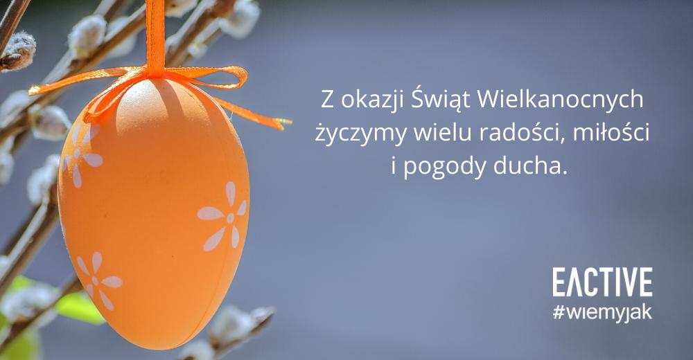 Wesołych Świąt Wielkanocnych 2020