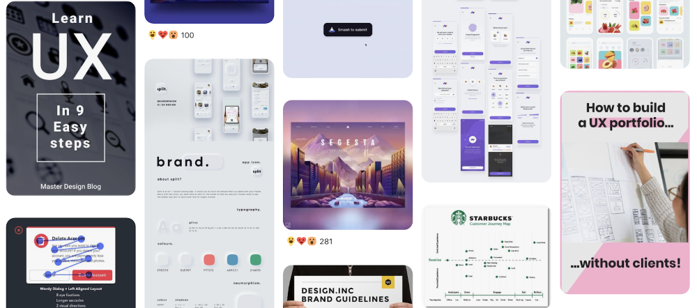 card-based-design-pinterest