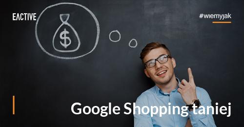 Jak obniżyć koszty za kliknięcie w Google Shopping