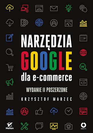 Narzędzia google dla ecommerce okładka