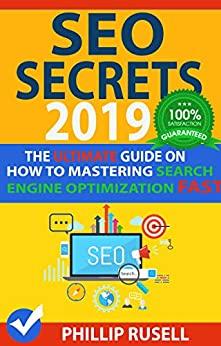 seo secrets 2019 okładka