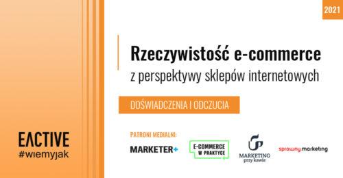 Rzeczywistość e-commerce