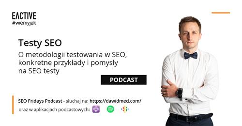 EACTIVE gościnnie wSEO Fridays Podcast – Sebastian Heymann